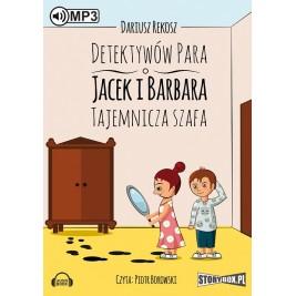 Detektywów para, Jacek i Barbara. Tajemnicza szafa.