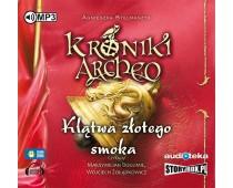 Klątwa złotego smoka cz. 4 - Kroniki Archeo