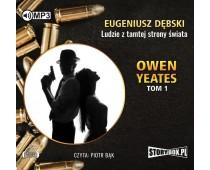 Owen Yeates tom 1 Ludzie z tamtej strony świata