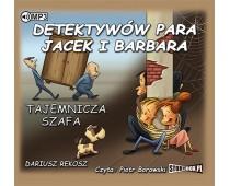 Detektywów para, Jacek i Barbara. Tajemnicza szafa