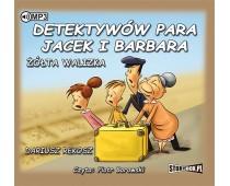 Detektywów para, Jacek i Barbara. Żółta walizka