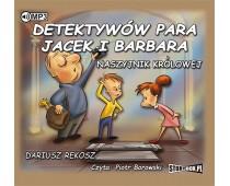 Detektywów para, Jacek i Barbara. Naszyjnik królowej