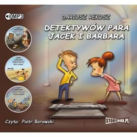 Pakiet Detektywów para, Jacek i Barbara