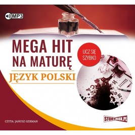 Mega hit na maturę. Język polski