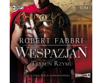 Wespazjan. Tom I. Trybun Rzymu (2 CD)