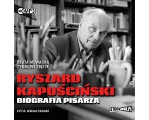 Ryszard Kapuściński. Biografia pisarza