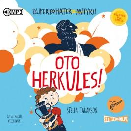 Superbohater z antyku. Tom 1. Oto Herkules!
