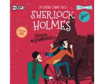 Sherlock Holmes. Tom 1. Studium w szkarłacie