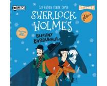 Sherlock Holmes. Tom 3. Błękitny karbunkuł