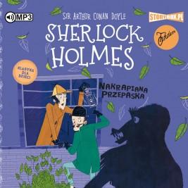 Sherlock Holmes. Tom 4. Nakrapiana przepaska