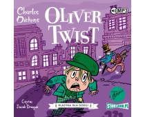 Klasyka dla dzieci. Charles Dickens. Tom 1. Oliwer Twist