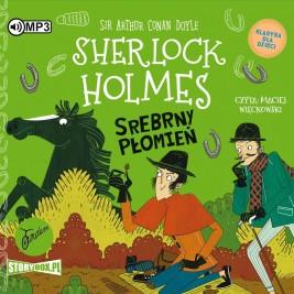 Klasyka dla dzieci. Sherlock Holmes. Tom 16. Srebrny Płomień