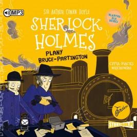 Klasyka dla dzieci. Sherlock Holmes. Tom 17. Plany Bruce-Partington