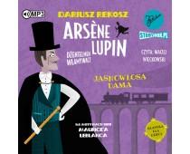 Arsene Lupin – dżentelmen włamywacz.  Tom 5. Jasnowłosa dama