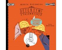 Detektywi z Tajemniczej 5. Tom 6. Zagadka mazurskiej mumii
