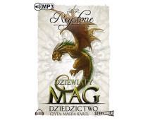 Dziewiąty Mag - tom 3 - Dziedzictwo