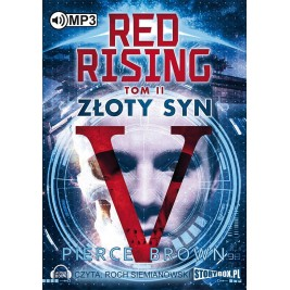 Red Rising - tom 2 - Złoty Syn
