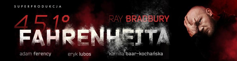 451 stopni Fahrenheita - Ray Bradbury