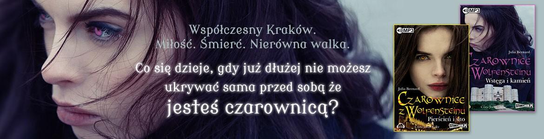 Czarownice z Wolfensteinu - Julia Bernard