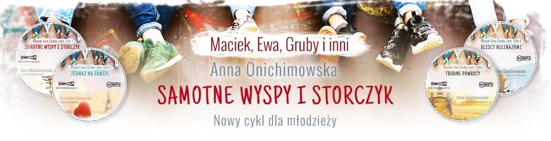 """""""Maciek, Ewa, Gruby i inni"""" - nowy cykl powieści dla młodzieży"""